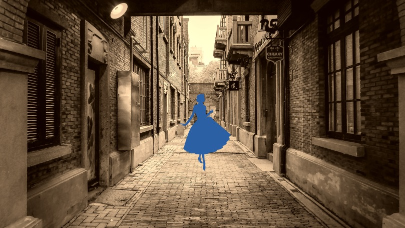 租界の少女アリス